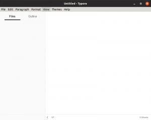 Typora application doesn't look nice in Ubuntu